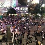 Photo of Shibuya Crossing