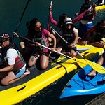 Big Happy Family on the Super SUP