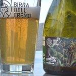 Italian craft beer from 'Birra Dell'Eremo' @Bar Centrale