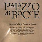 Palazzo DI Bocceの写真