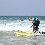 Foto de Escuela de surf 7 Island Surf