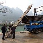 صورة فوتوغرافية لـ Yulong River
