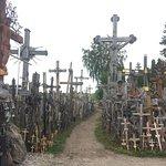 Photo of Hill of Crosses - Kryziu Kalnas