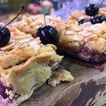 Seasonal Cherry Bakewell