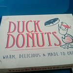 The Signature Duck Donuts Box