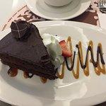 Alison Nelson's Chocolate Bar Photo