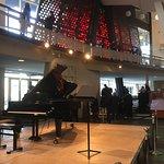 concert du mardi midi au philharmonique de Berlin