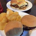 $5 Bar Menu M-F 11:30-300 Sliders Beef, crab, pulled pork.