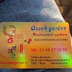 Photo de Ossek Garden