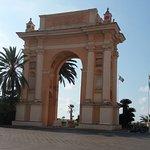 Arco della Regina Margherita Foto