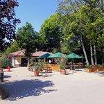 Cafe Eulenpick mit Garten, Vivarium