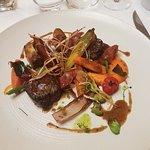 Bild från Restaurant Blue Margouillat