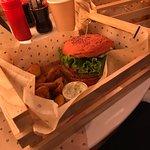 Flower Burger照片