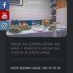 Finalista das 7 maravilhas á mesa Portugal 🇵🇹 Finalist in the 7 wonders of Portuguese Gastrono