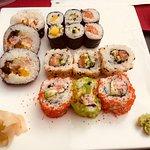 Sushi Menü und Set