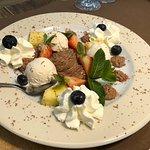 Ein hervorragendes Dessert