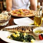 Photo of buffet pizzeria Cavela