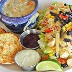 Southwest Salad & Soup Combo
