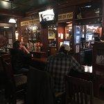 inside the pub