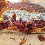 The Red Flannel Hash Breakfast Sandwich