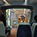 Glenelg Tram Foto