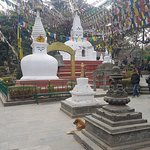 Photo de Temple de Swayambunath