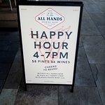 Bilde fra All Hands Brewing House