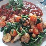 Foto van The Fisherman Vegan Restaurant
