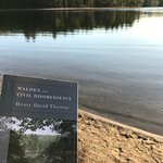 Walden Pond feat. Walden by Thoreau