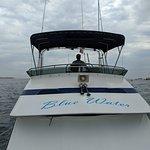 Blue Water, 35' boat