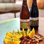 Botana y Cerveza Artesanal La Juquileña