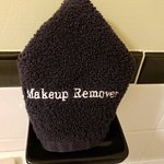 makeup washcloth- genius!