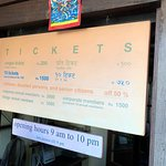 Tickets list