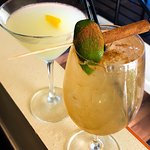 NEW to the Cocktail Menu!🍸🍹Refreshing Tanqueray Bianco & The Siroco.
