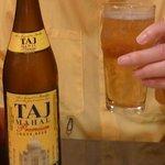 A nice glass of Taj Mahal