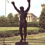 Photo of Rocky Statue