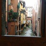 Window into Little Venice