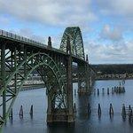 Фотография Yaquina Bay Bridge
