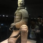 秦始皇兵馬俑博物館照片