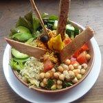 Buddha Bowl - always Vegan at Smoothbean!