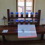 Model Morse setup with original battery bank