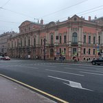 Nevsky Project Anichkov Palace