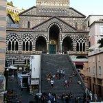 La cattedrale di Amalfi a portata di mano