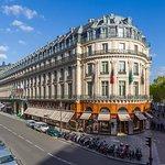 インターコンチネンタル ル グラン ホテル パリ