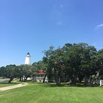 Ocracoke Lighthouse resmi