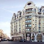 ホテル ルテシア パリ