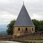Фотография Средневековый город в Каркассоне