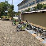 Foto de Kanazawa Rental Bicycle Machinori