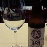 """Birra Antoniana """"Ipa"""", molto buona...."""