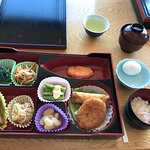 The foods that Tsuruoka offers will melt your heart. It riches with natural ingredients and heal